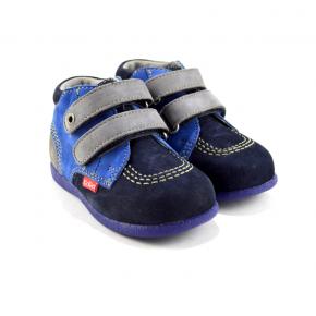 scarpe con doppio strappo kickers