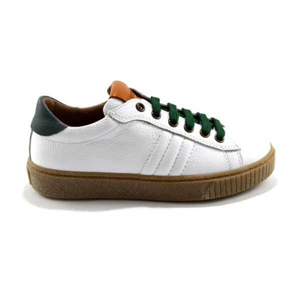 sneakers basse bianche