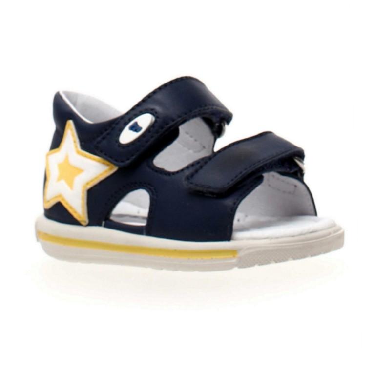 online store df7e4 07318 Falcotto Naturino 1704 sandalo blu