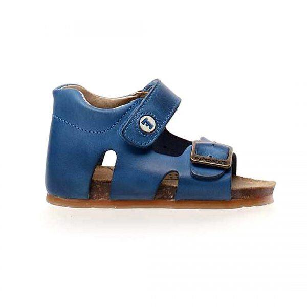 Falcotto, Bea, sandalo, jeans, profilo