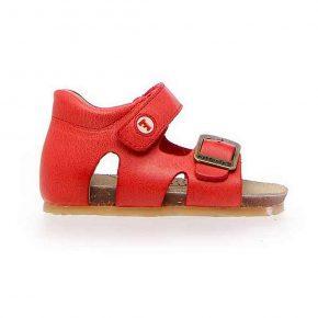 Falcotto, Bea, sandalo, rosso, profilo
