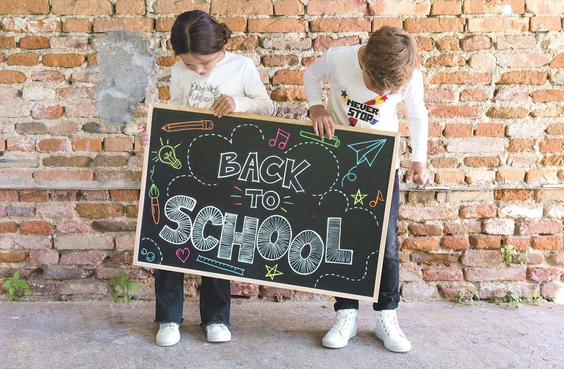 Back to school Baby Moda